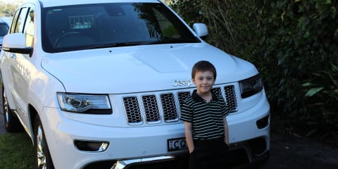 2013 Jeep Grand Cherokee Summit Review