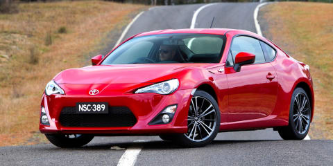 Toyota 86 :: Australians snap up 10 per cent of global production