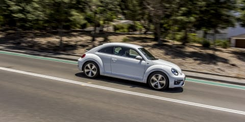 2015 Volkswagen Beetle Review: R-Line