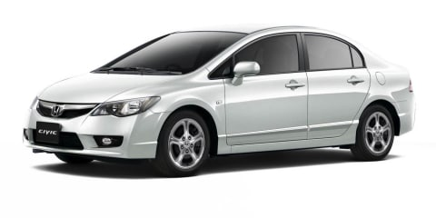 2010 HONDA CIVIC Review
