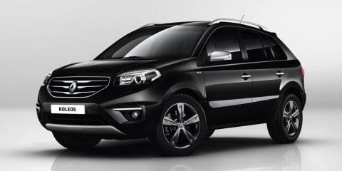 Renault Koleos Bose special edition turns up the volume