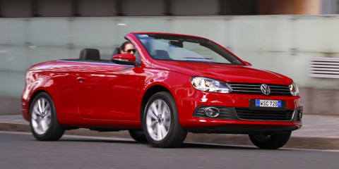 2011 Volkswagen Eos on sale in Australia