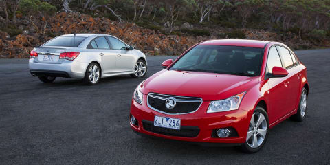 Holden Cruze gets $19,490 price tag, 1.6-litre turbo availability