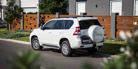2017 Toyota LandCruiser Prado Kakadu review