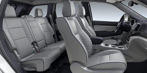 2019 Jeep Grand Cherokee Summit revealed
