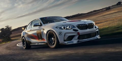 BMW M2 CS Racing revealed