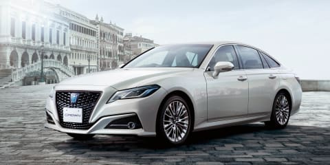 Toyota Crown sedan to be retired, replaced by an SUV – report