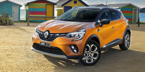 2021 Renault Captur review