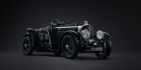 Bentley Blower Continuation Series revealed