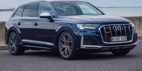 2021 Audi Q7, SQ7, and RS6 recalled with airbag fault