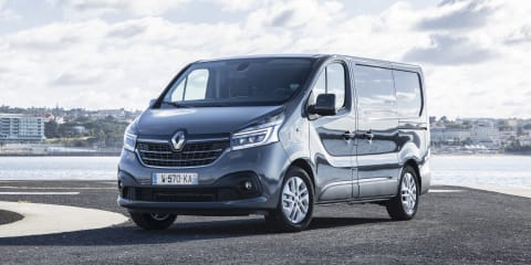 2022 Renault Trafic to get safety upgrade, but five-star rating unlikely