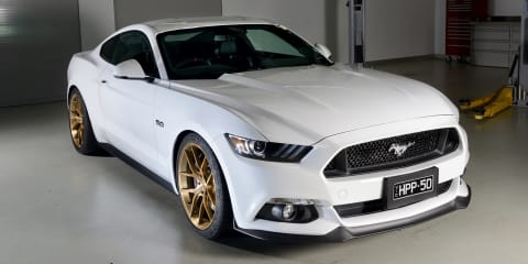 Top 10: Fast Ford Mustangs
