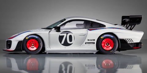 Porsche 935: How it was developed