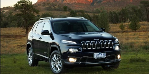 Jeep Cherokee recalled