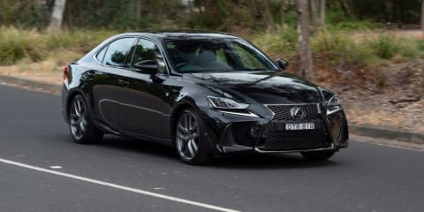 2019 Lexus IS350 F Sport review