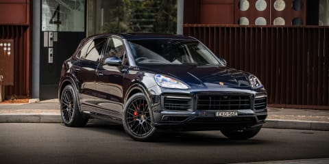 2021 Porsche Cayenne GTS review