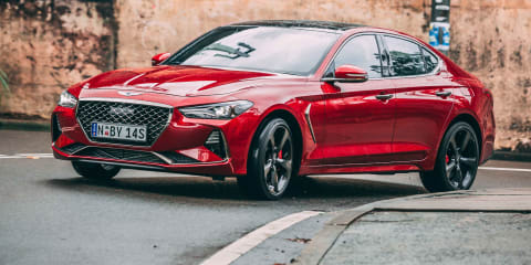 2020 Genesis G70 Ultimate Sport 3.3T review