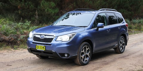 2015 Subaru Forester Diesel Review