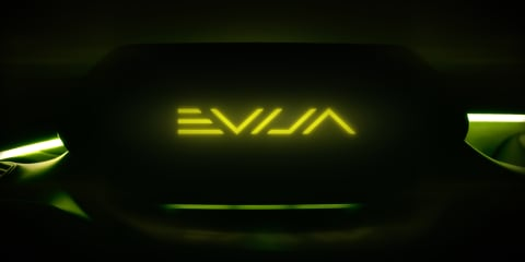 Lotus Evija: EV hypercar name confirmed