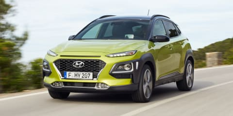 2018 Hyundai Kona: First look