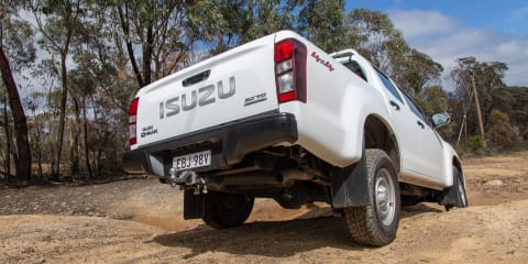 2020 Isuzu D-Max 4x4 SX review