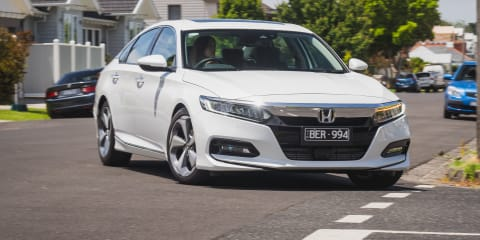 2020 Honda Accord VTi-LX petrol review