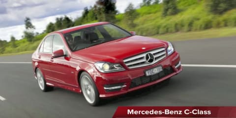 Mercedes-Benz C-Class 60-Second Spin