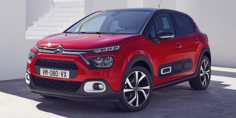 2021 Citroen C3 facelift unveiled, Australian debut confirmed