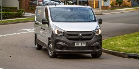 2020 Mitsubishi Express review: LWB automatic