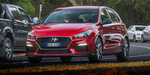 2019 Hyundai i30 N-Line automatic review