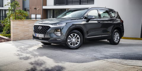 2019 Hyundai Santa Fe Active diesel review