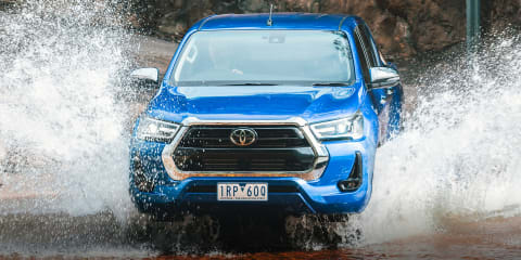 2021 Toyota HiLux 2.8-litre turbo diesel in detail, company says DPF issues have been fixed