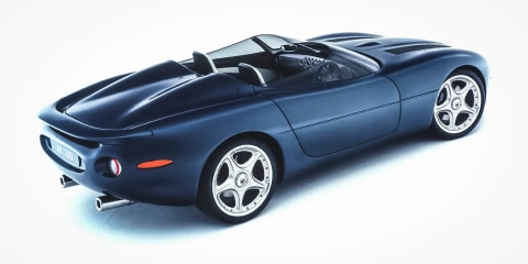 Design Review: Jaguar XK180 Concept (1998)