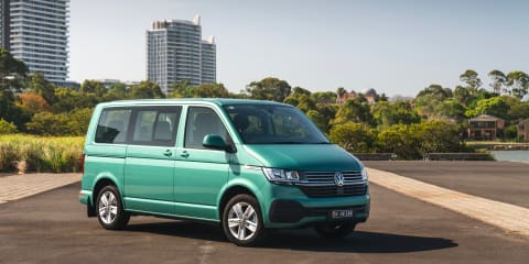 2021 Volkswagen Multivan & Caravelle T6.1 price and specs