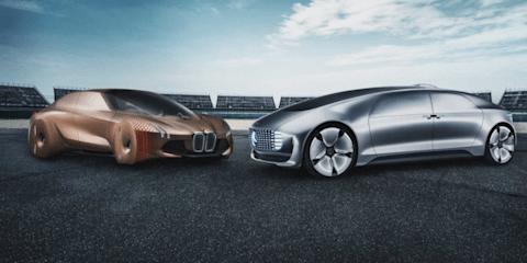 Mercedes-Benz and BMW end autonomous driving partnership