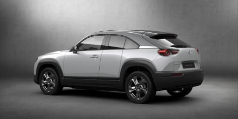 2020 Mazda MX-30: All-electric SUV revealed