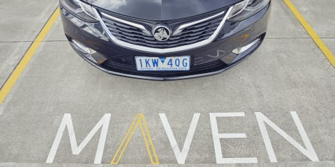 Holden launches Maven Gig ride-sharing brand with Uber