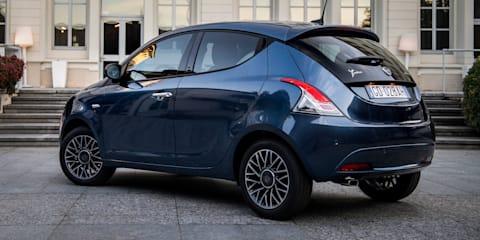 Lancia Revival计划三辆电气化的紧凑型汽车 - 报告