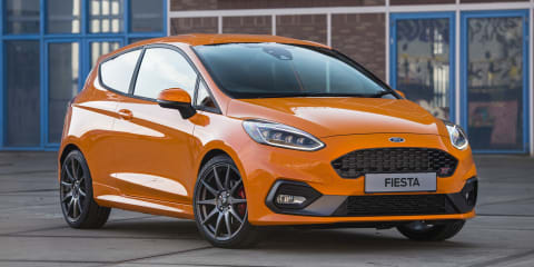 Ford Fiesta ST: Ford Performance Edition revealed for the UK