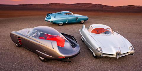 Design Review: Alfa Romeo BAT Prototypes by Bertone (1953-1955)