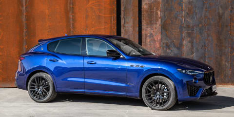 2021 Maserati Levante price and specs