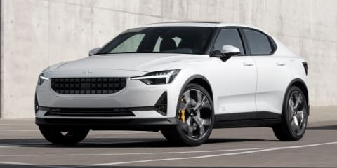 Volvo Polestar 2 electric car dearer than Tesla Model 3, due in Australia late 2020
