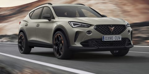 2021 Cupra Formentor VZ5: 287kW five-cylinder sports SUV revealed, not for Australia