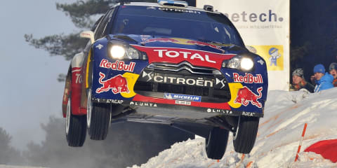 Red Bull charges towards new world rally role