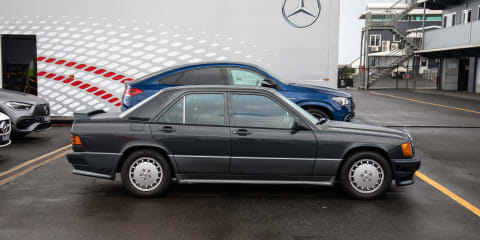 Project Cars: 1990 Mercedes-Benz W201 190E 2.0 Sportline – Update