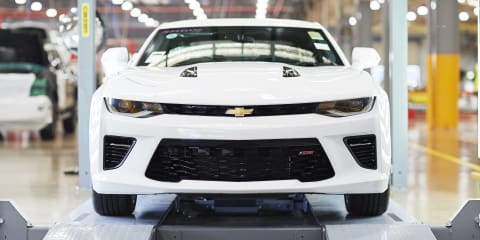 2018 Chevrolet Camaro: How HSV 'builds' it for Australia