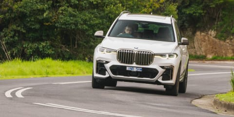 2019 BMW X7 M50d review