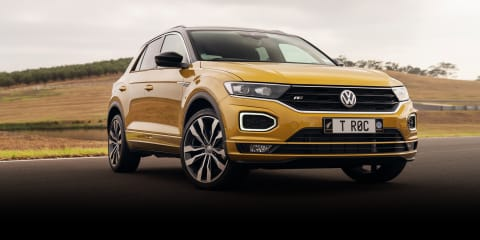 Volkswagen T-Roc review: 140TSI quick drive