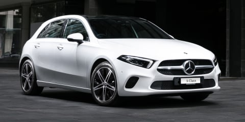 2019 Mercedes-Benz A250 4Matic priced from $49,500