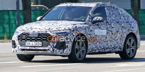 Audi Q5 Sportback spotted for the first time